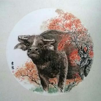 十二生肖 牛