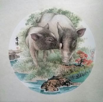 十二生肖 猪