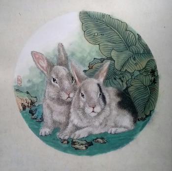 十二生肖 兔