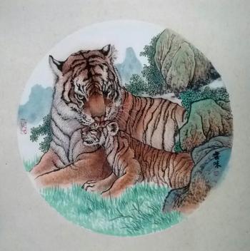 十二生肖 虎