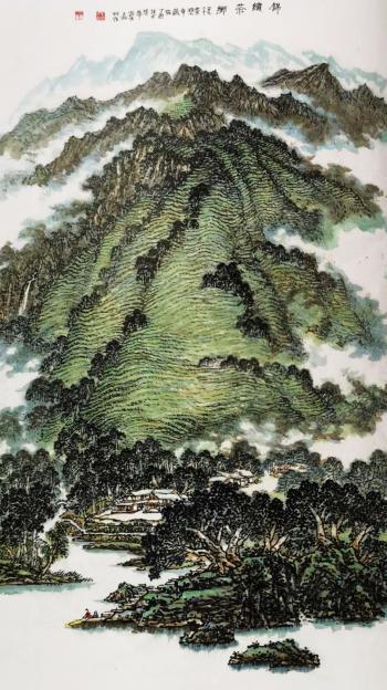 《锦绣茶乡》