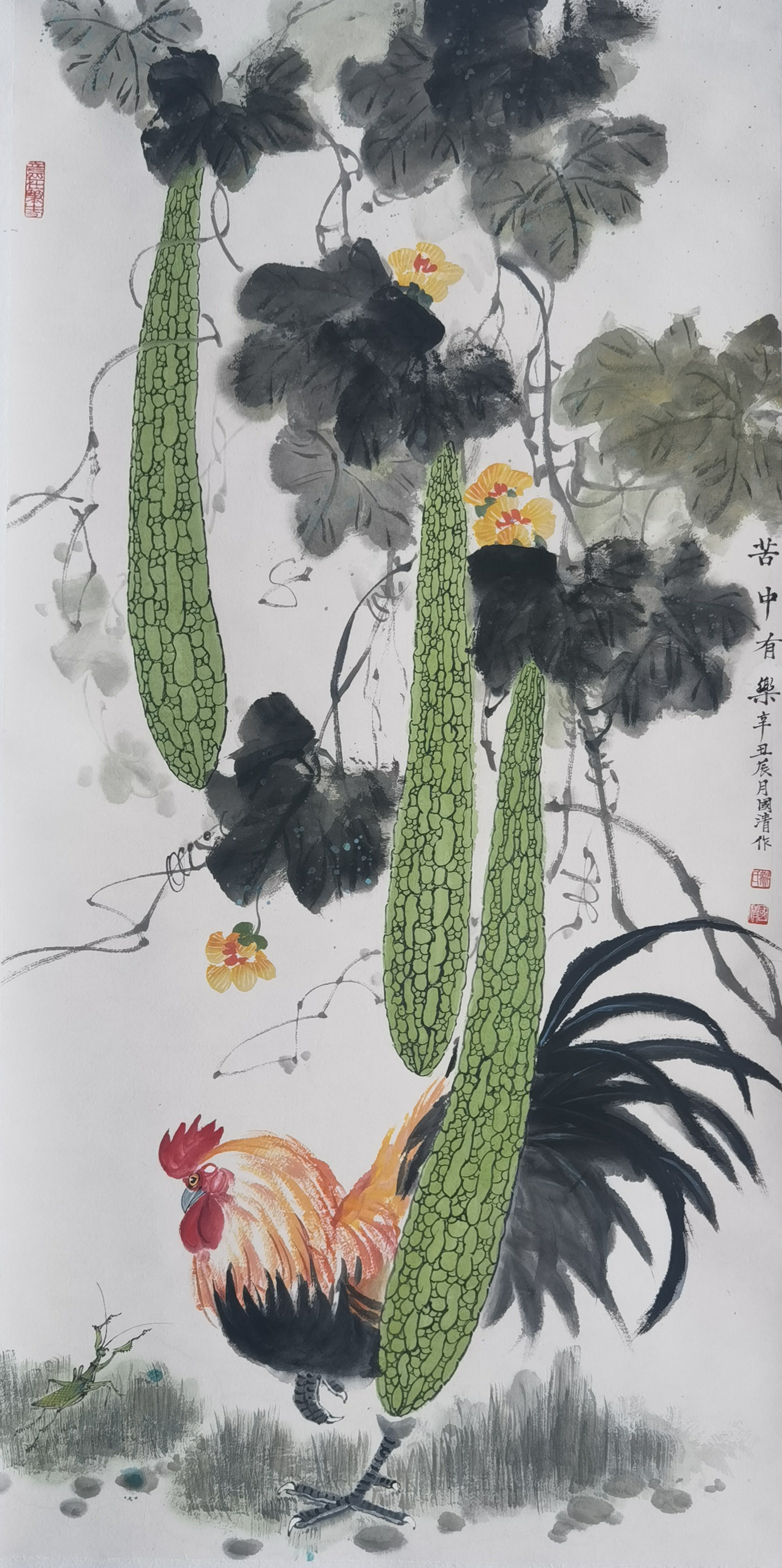 永远跟党走 书画见真情庆祝中国共产党成立100周年书画展